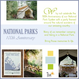 National Parks 100th Anniversary